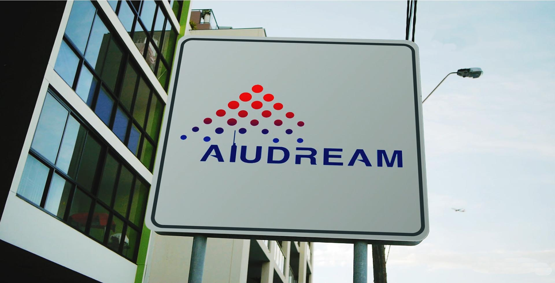 Aludream aluminum composite billboard panels