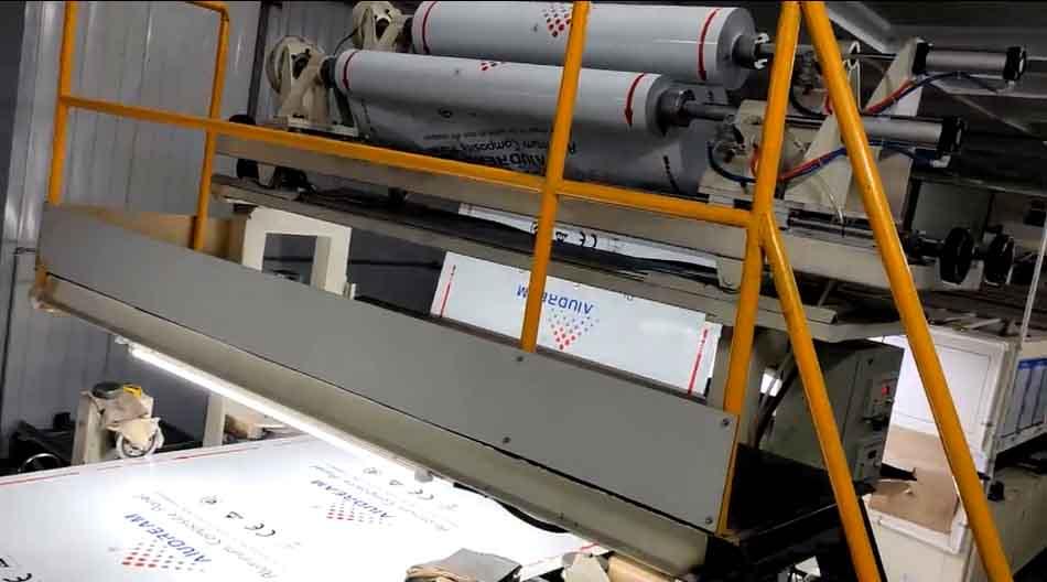 aluminum composite Panel aludream