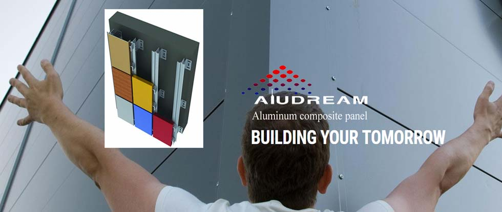aluminum composite panels Aludream