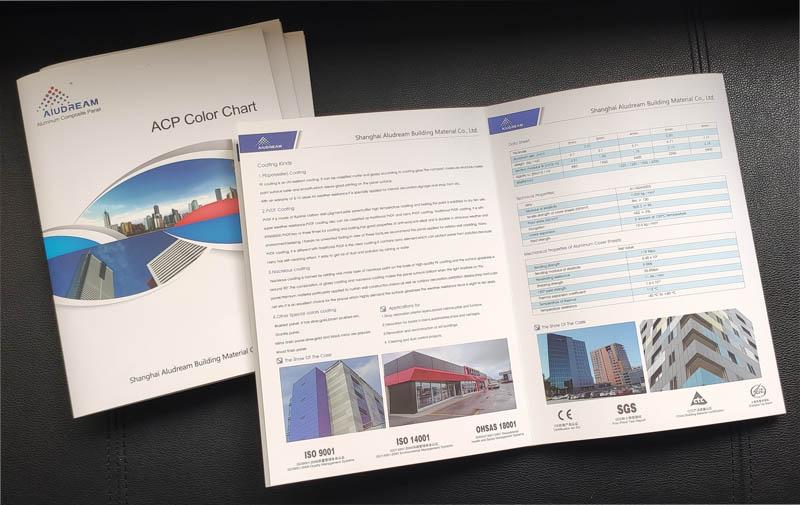 Pantone Aluminium Composite Panel Price Acp Color Chart
